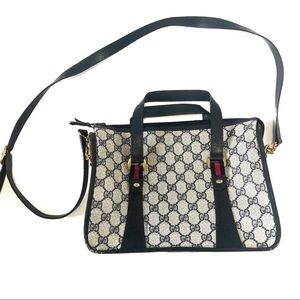 Vintage Gucci Accessory Collection Crossbody Bag